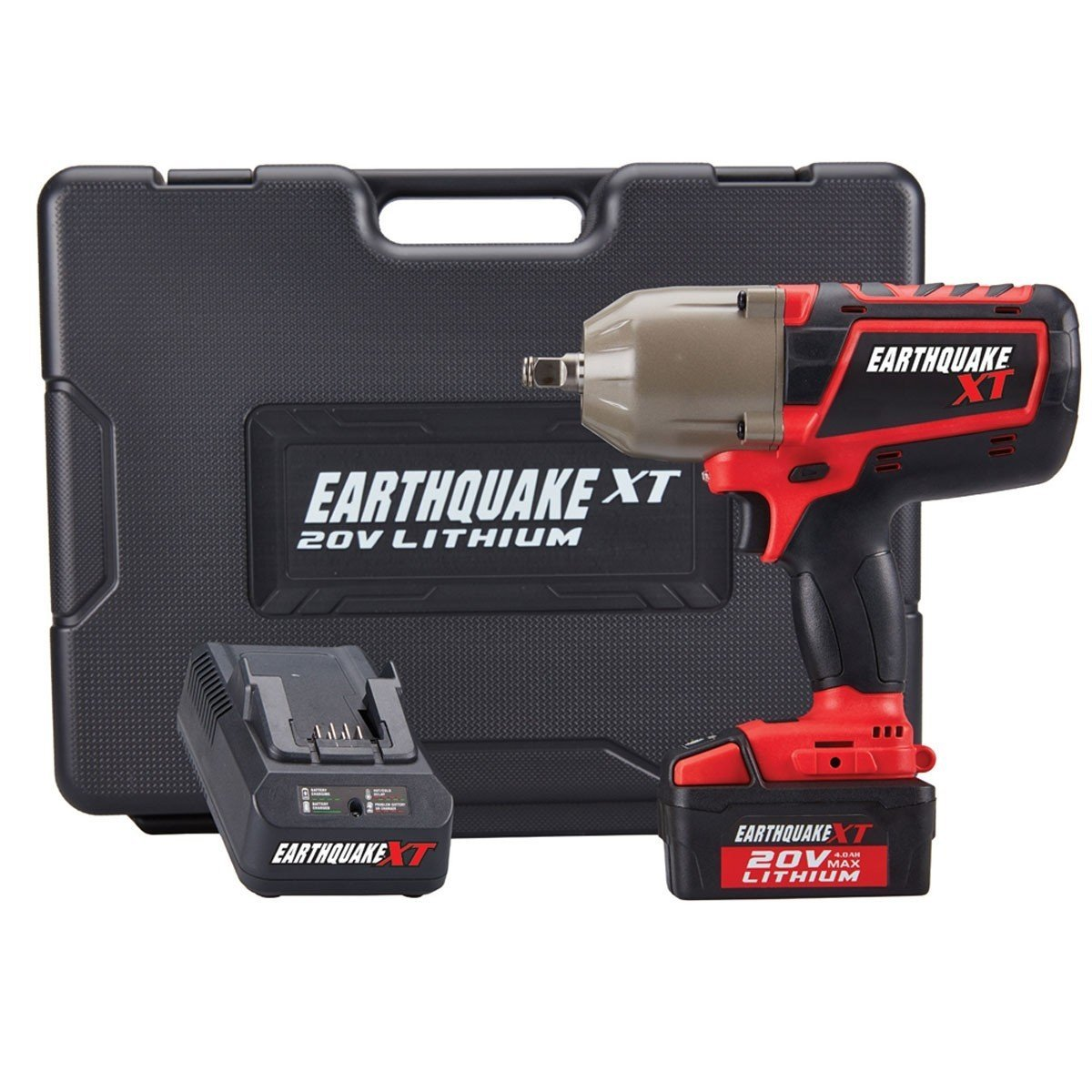 earthquake xt 20v cordless impact wrench review