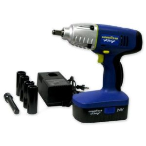 goodyear 24v cordless impact wrench review