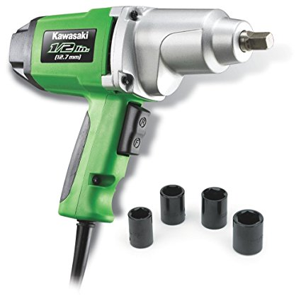 kawasaki electric impact wrench review