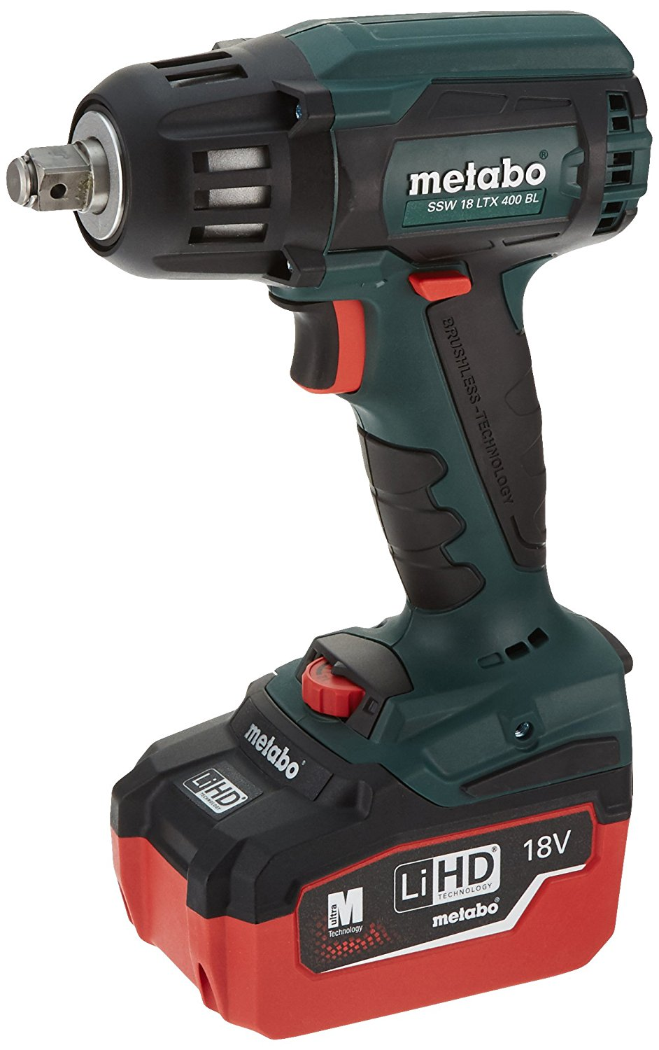 metabo 18v brushless impact wrench review