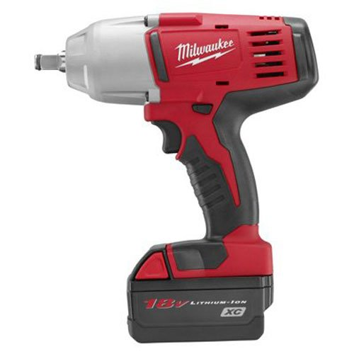 milwaukee m18 cordless impact wrench review