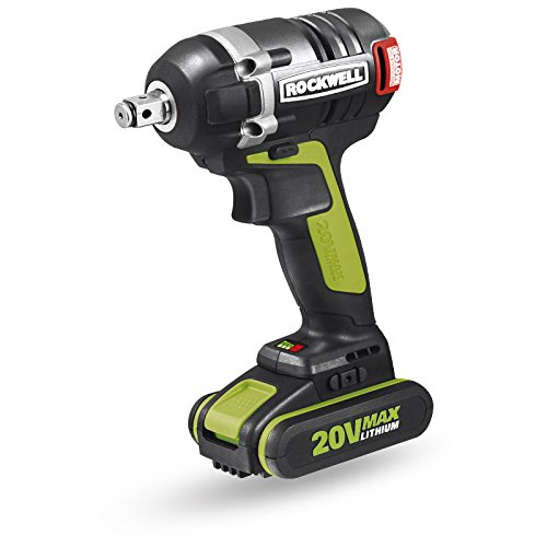 rockwell 20v brushless impact wrench review