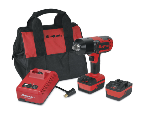 snap-on 1-2-inch 18V cordless impact wrench review