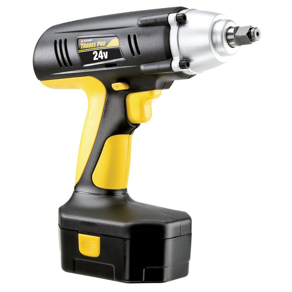trades pro 24v cordless impact wrench review