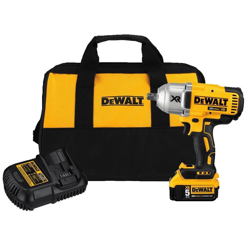 dewalt 20v cordless impact wrench review