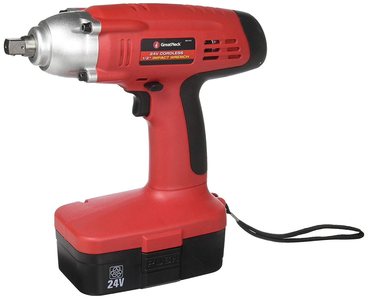 Great Neck 24v Cordless Impact Wrench Review