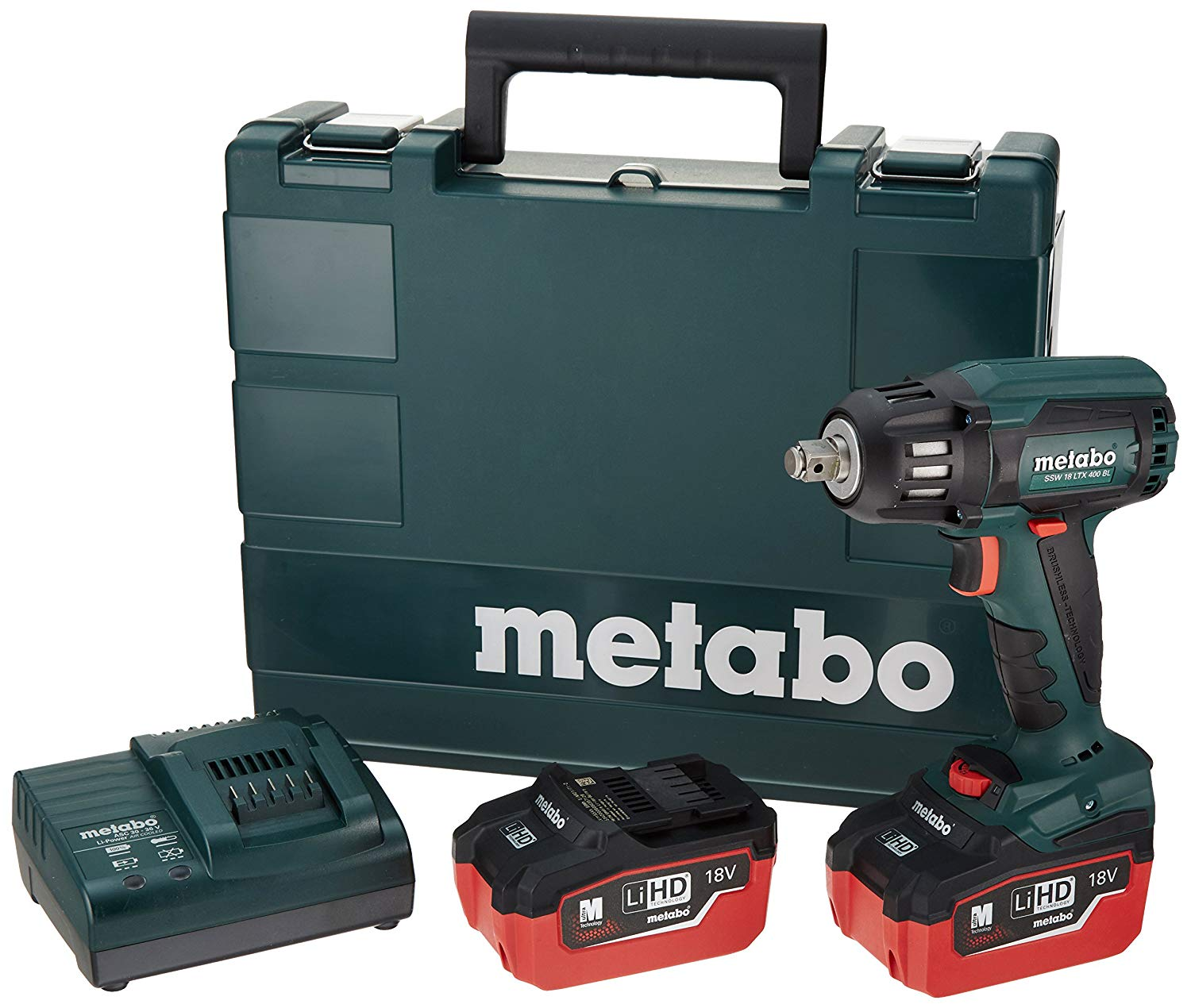 metabo 18v brushless 1/2-inch impact wrench review
