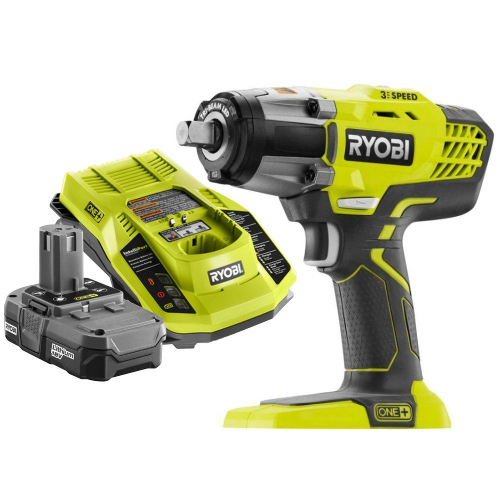 ryobi 1/2-inch cordless impact wrench review