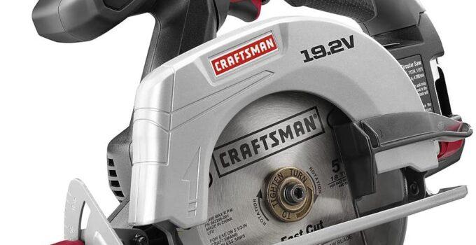 Craftsman C3 19.2 Volt Cordless Circular Saw Review - CT2000